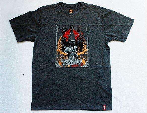 Camiseta Guardiões da Galaxia - Volume 2