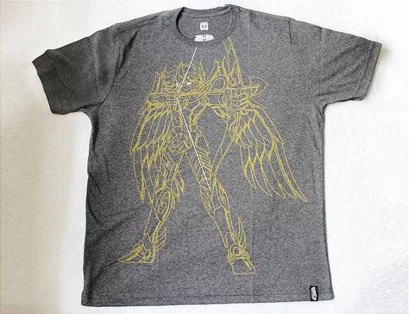 Camiseta Cavaleiros do Zodiaco - Seiya Sagitário