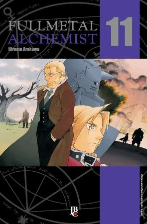 Manga Full Metal Alchemist - Volume 11
