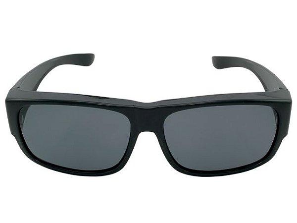 Óculos Polarizado Saint Over Glass Black