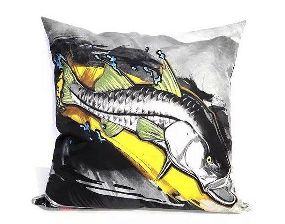 Almofada Travesseiro decorativo Robalo - Monster 3x