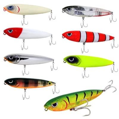 Isca Artificial Yara Mad Dog 12cm