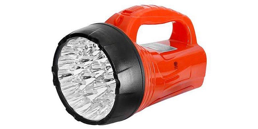 Lanterna Holofote Recarregável Maruri 39 LED
