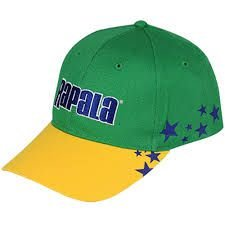 Boné Rapala Brasil - Verde e Amarelo