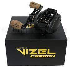 Carretilha Saint Plus Vizel 12000 Carbon