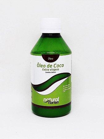 Óleo de coco líquido 200 ml
