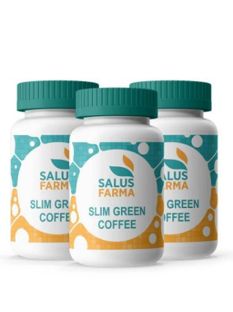 COMBO SLIM GREEN COFFEE ® 300 MG 60 DOSES 3 UNIDADES