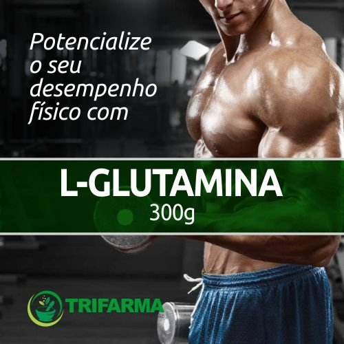 L GLUTAMINA 300G
