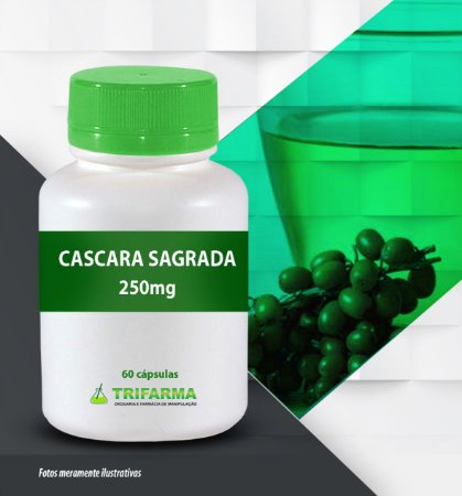 CASCARA SAGRADA 200 MG
