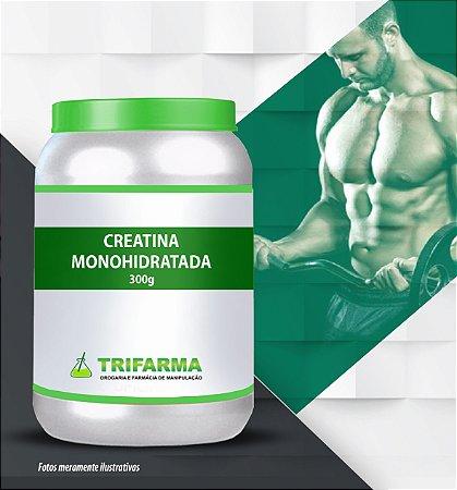 CREATINA MONOHIDRATADA - 300g