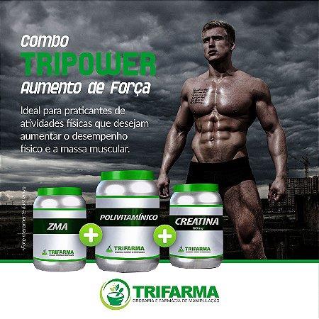 COMBO AUMENTO DE FORÇA - Tripower