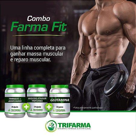 COMBO FARMAFIT - Aumento de massa magra!