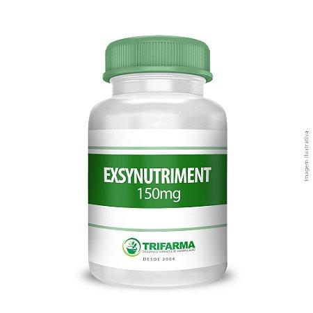 EXSYNUTRIMENT 150 MG - Reposição endógena de silício orgânico biodisponível!