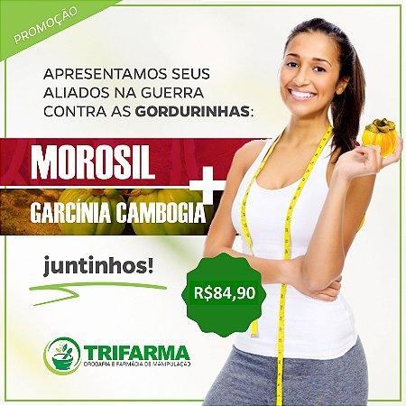 KIT MOROSIL + GARCÍNIA CAMBOGIA - 30 CÁPSULAS