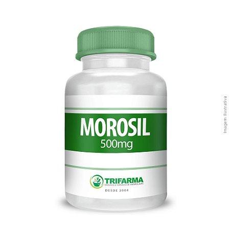 MOROSIL 500mg - Redução da Gordura Abdominal!! Com Selo de Autenticidade!!