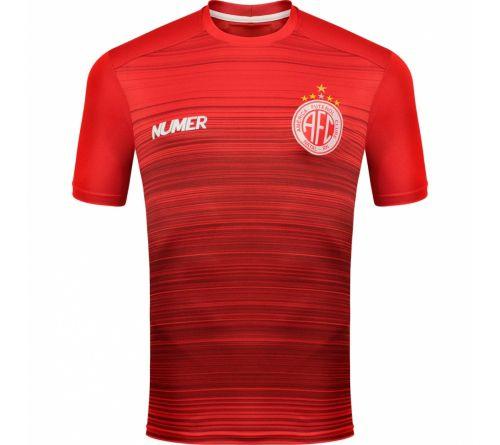 Camisa Oficial pré-jogo América de Natal 2019 MASCULINA