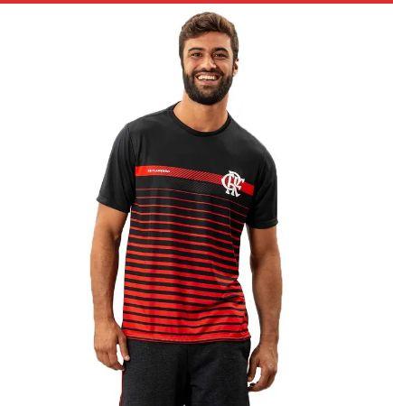 Camisa Flamengo Date Braziline
