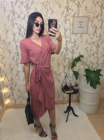 Vestido Cleide