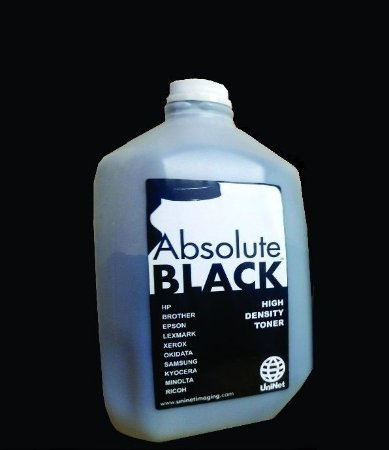 TONER REFIL UNIVERSAL ABSOLUTE BLACK  BROTHER 1kg