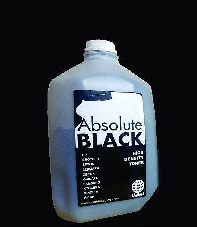 TONER REFIL UNIVERSAL ABSOLUTE BLACK  BROTHER 1kg
