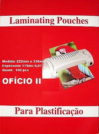 POUCHES 222X336X007 OFICIO II