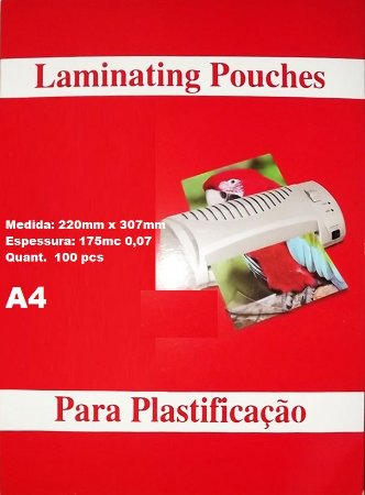 POUCHES 220X307X007 A4