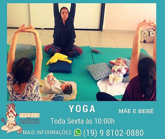 Yoga para mães e bebês - Toda Sexta-Feira