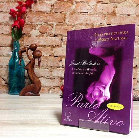 Livro Parto Ativo - Janet Balaskas
