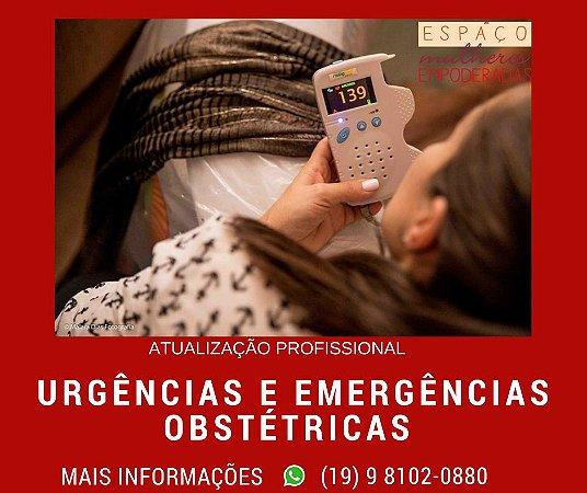 Urgências e emergências obstétricas