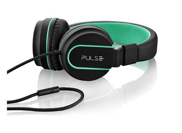 Headphone Pulse On Ear Stereo