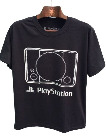 Camisas Oficiais Playstation