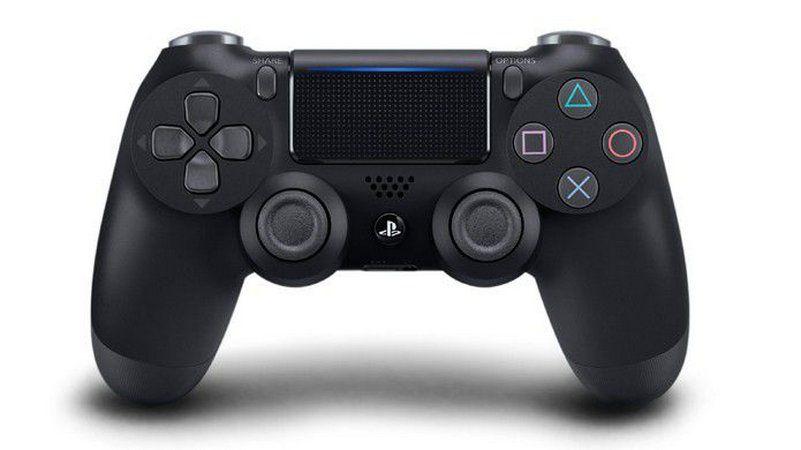 Controle PS4 - Black