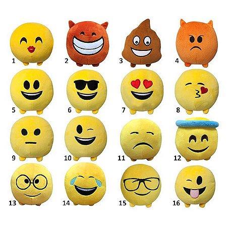 Pelúcia Emoji