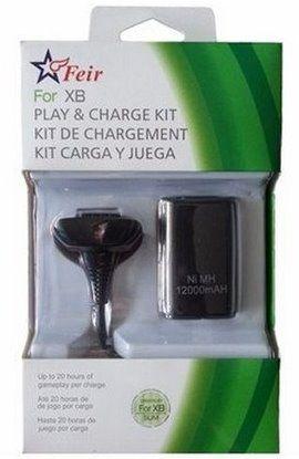 Kit Bateria Xbox 360