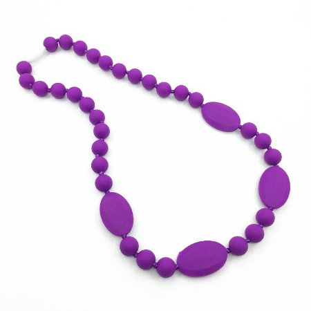Colar mordedor purple