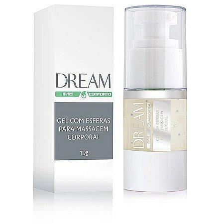 Dream Mais Conforto (para sexo anal) - Gel para Massagem com Esferas - 19g (AE-CO119)