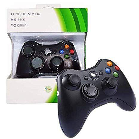 Controle Xbox 360 Sem Fio Wireless 1460  n/d  importado