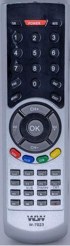 Controle Tv Parabolica Recept Skyfn W-7023
