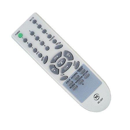 CONTROLE REMOTO COMPATÍVEL TV LG VC-A237