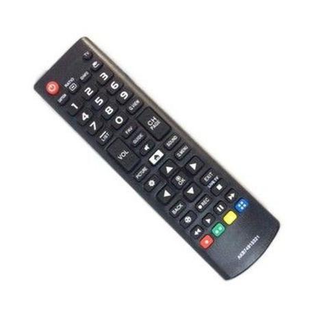 Controle Remoto Para Tv LG Smart Com Função Futebol - FBG-8037