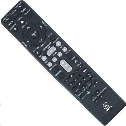 CONTROLE REMOTO P/TV PHILCO LCD VC-9351