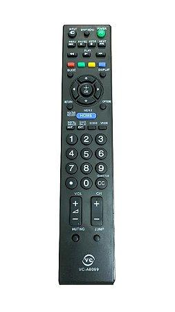 Controle para TV  SONY LCD e LED VC-A8099