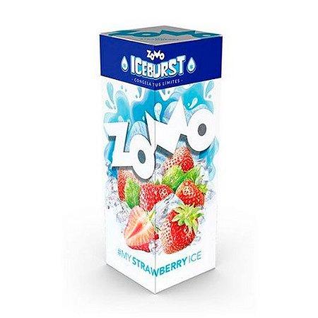 Líquido Zomo Iceburst - Strawberry