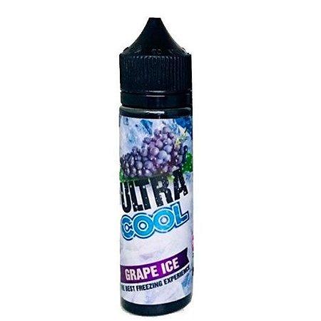 Líquido Ultra Cool - Grape Ice