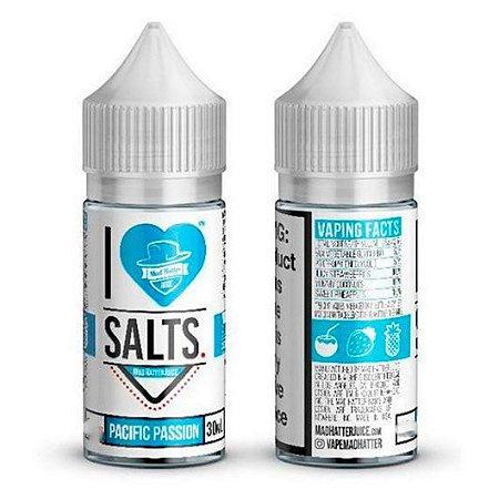Líquido I Love Salts Nic Salt - Pacif Passion