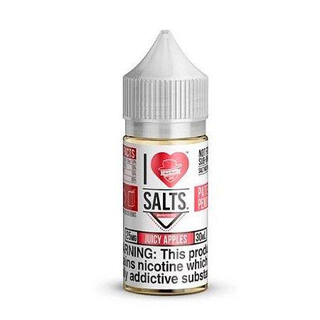 Líquido I Love Salts Nic Salt - Apples