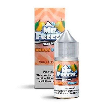 Líquido Mr Freeze Nic Salt - Mango frost