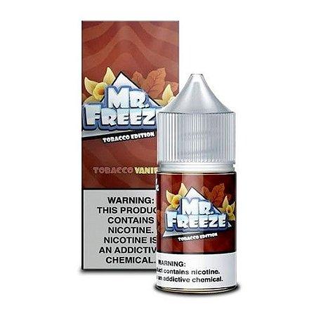 Líquido Mr Freeze Nic Salt - Tobacco Vanilla