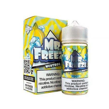 Líquido Mr Freeze - Banana Frost