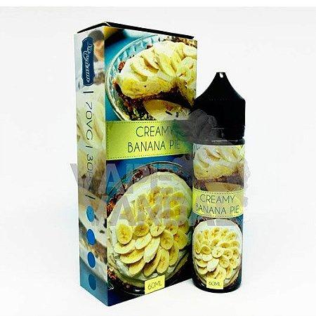 Líquido La Cream - Banana Pie